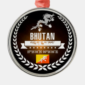Bhutan Metal Ornament