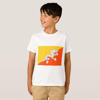 Bhutan National World Flag T-Shirt