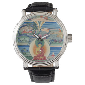 Bhutanese painted thanka of the Jataka Tales Watch