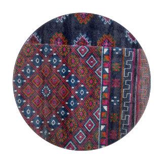 Bhutanese Rugs Cutting Board