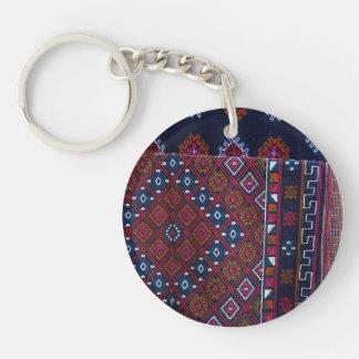 Bhutanese Rugs Key Ring
