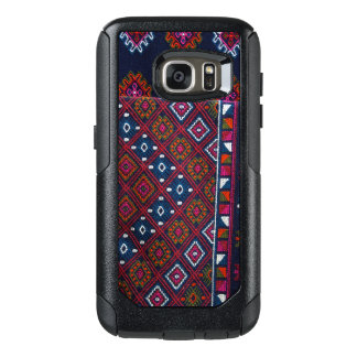 Bhutanese Rugs OtterBox Samsung Galaxy S7 Case