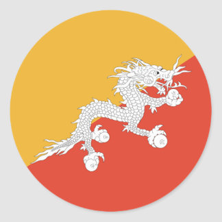 Bhutanese stickers