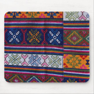 Bhutanese Textile Mouse Pad