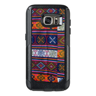Bhutanese Textile OtterBox Samsung Galaxy S7 Case