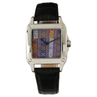 Bhutanese Textile Watch