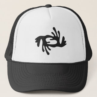 BI NKA BI | Symbol of Harmony, Peace, Cooperation Trucker Hat