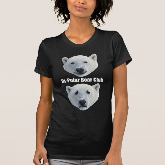 Bi Polar Bear Club dark t-shirt