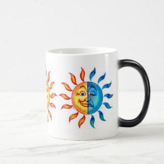 Bi Polar Solar Magic Mug