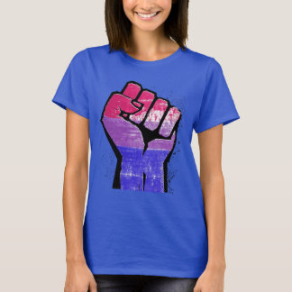 Bi Pride and Power T-Shirt