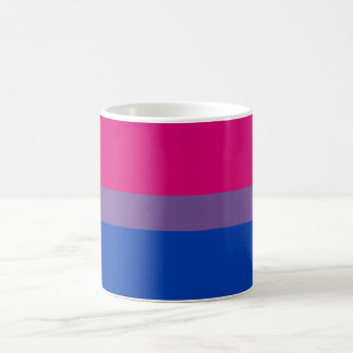Bi Pride Flag Coffee Mugs