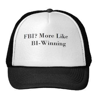 Bi-winning Hats