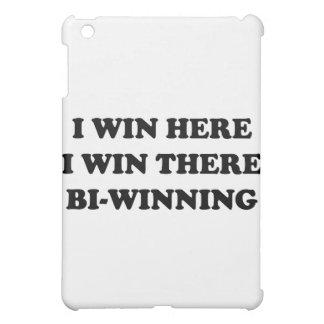 BI-WINNING I Win Here I Win There iPad Mini Cases