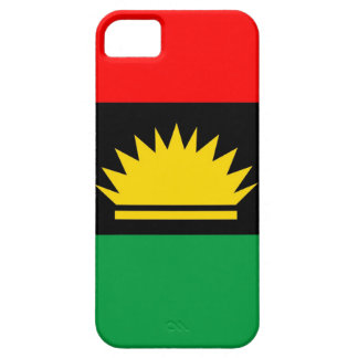 Biafra republic minority people ethnic flag barely there iPhone 5 case