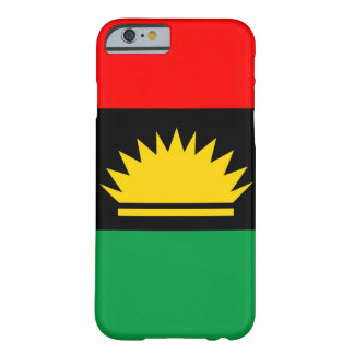 Biafra republic minority people ethnic flag barely there iPhone 6 case