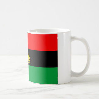 Biafra republic minority people ethnic flag coffee mug