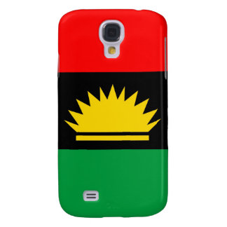Biafra republic minority people ethnic flag samsung galaxy s4 cover