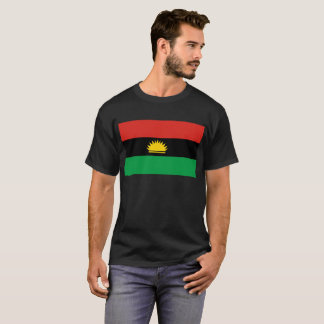 Biafran Flag Shirt