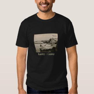 Biarritz - Casino on the beach Tshirts