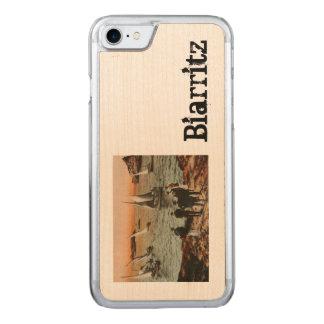 BIARRITZ - Régates au Port Vieux Carved iPhone 8/7 Case