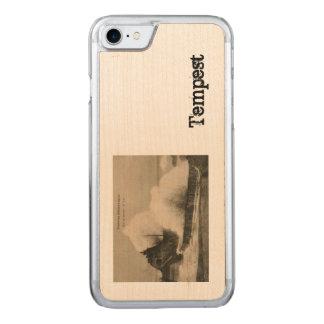 Biarritz Ruse de Marée Tempest 1920 Carved iPhone 8/7 Case