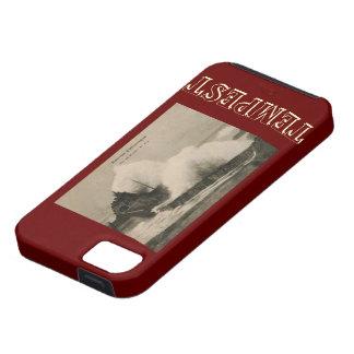 Biarritz Ruse de Marée Tempest 1920 iPhone 5/5S Cover
