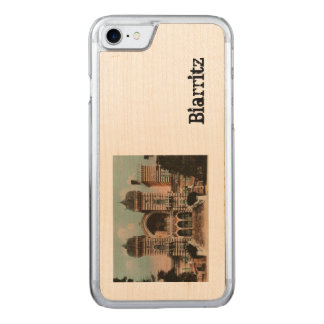 Biarritz Thermes Thermal Spa Carved iPhone 7 Case