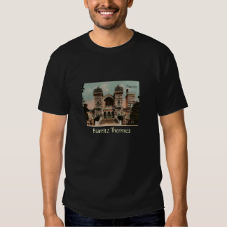 Biarritz Thermes Thermal Spa Tee Shirts