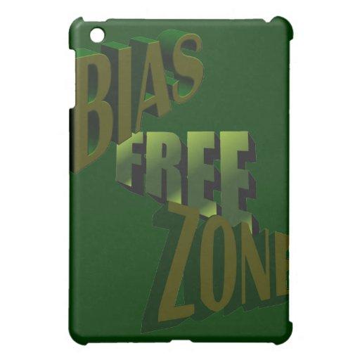 Bias Free Zone Case For The iPad Mini