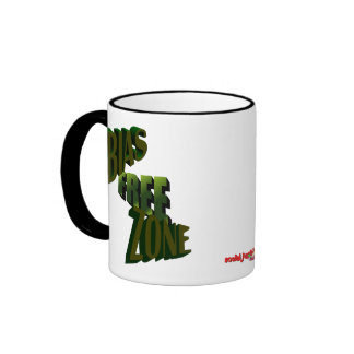 Bias Free Zone Mug