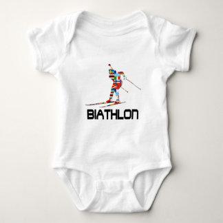 Biathlon Baby Bodysuit