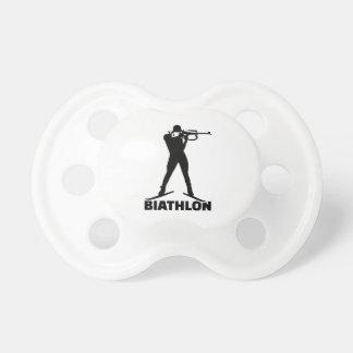 Biathlon Baby Pacifier