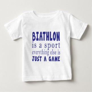 BIATHLON JUST A GAME BABY T-Shirt