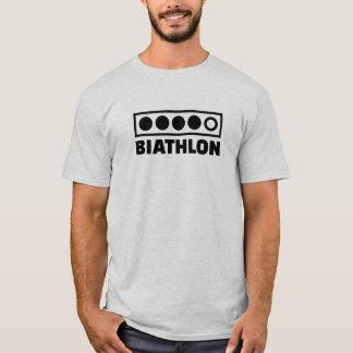 Biathlon target T-Shirt
