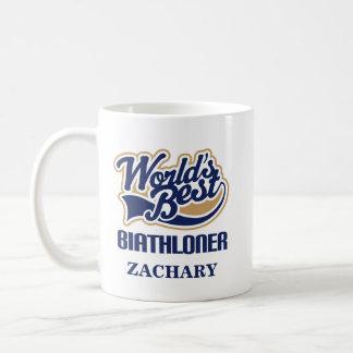 Biathloner Personalized Mug Gift
