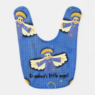 "Bib ""grandma's little angel"""