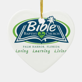 Bible Baptist Church Logo Items Christmas Ornaments