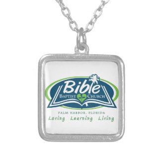 Bible Baptist Church Logo Items Pendant