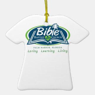 Bible Baptist Church Logo Items Ornaments