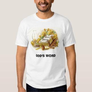Bible, GOD'S WORD Tee Shirt