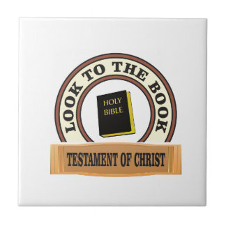 bible look to the book tile