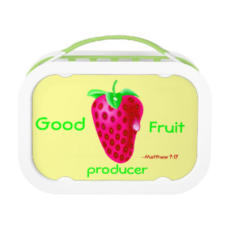 Bible Quotes Christian Lunch Boxes