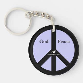 Bible Quotes Inspirational Key Ring