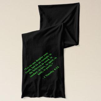 bible scarf
