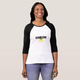 Bible Verse Christian Jesus Fearless Psalm 23 T-Shirt
