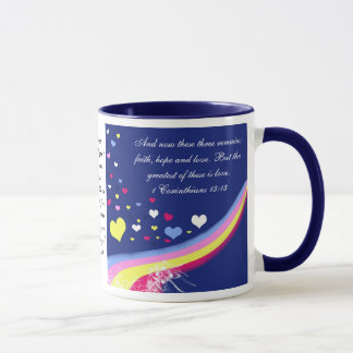 Bible Verse Coffe Mug