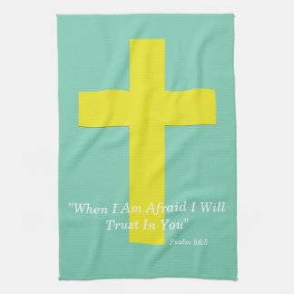 Bible Verse Personalized Kitchen Towel