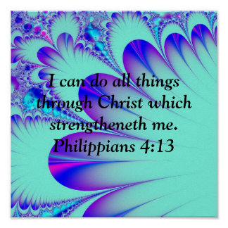 bible verse poster philippians 413
