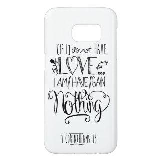 Bible Verse Samsung Phone Case