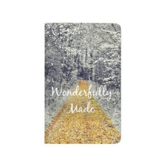 Bible Verse: Wonderfully Made Journal